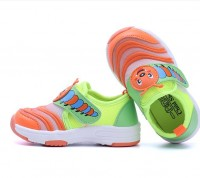 Function of children shoes shoes baby leisure net summer boys girls caterpillar small spring of children shoes